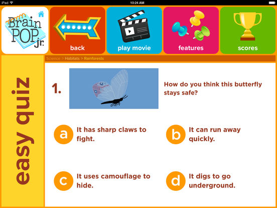 BrainPOP Jr. Movie of the Week - KinderTown : Find the ...