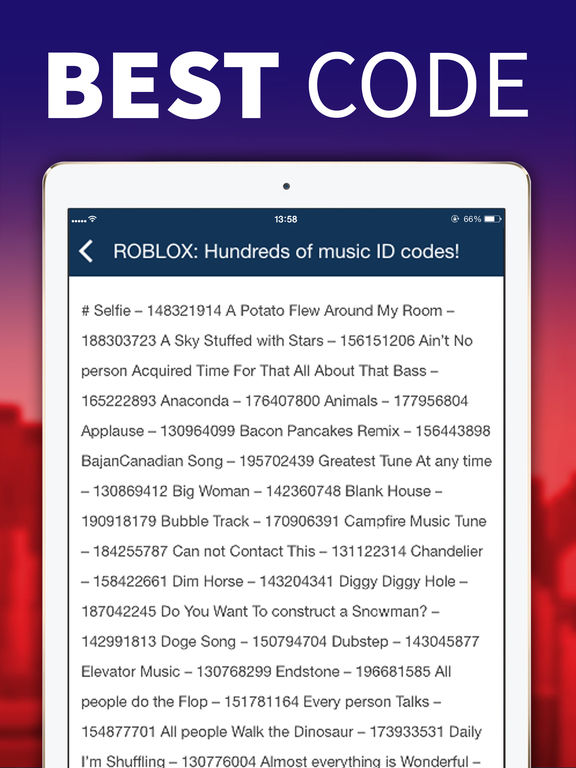 roblox codes code music moon tycoon blood spy apprecs app ios cat working viewing re