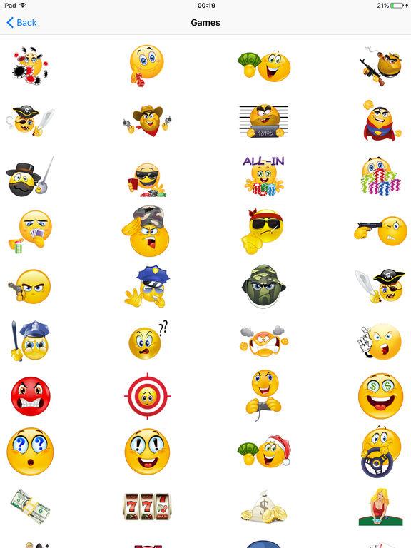 Free sexy emoticons