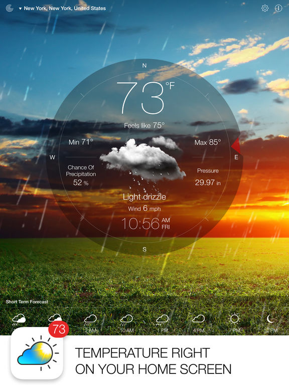 The best iPhone apps for weather - appPicker