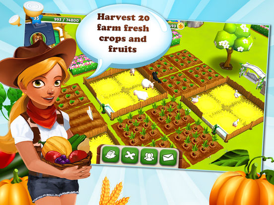 My Free Farm App Iphone