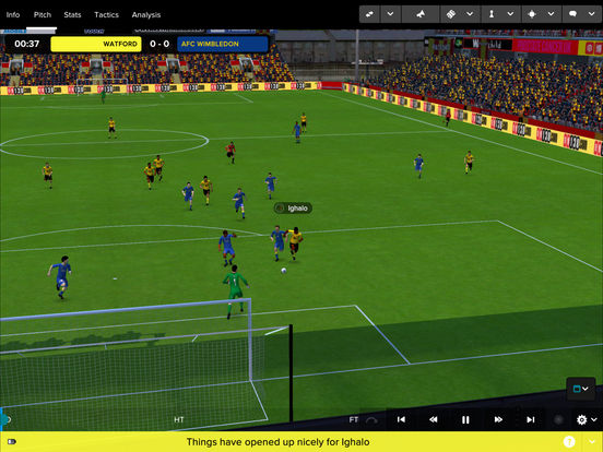 Football Manager Touch 2017 ipa