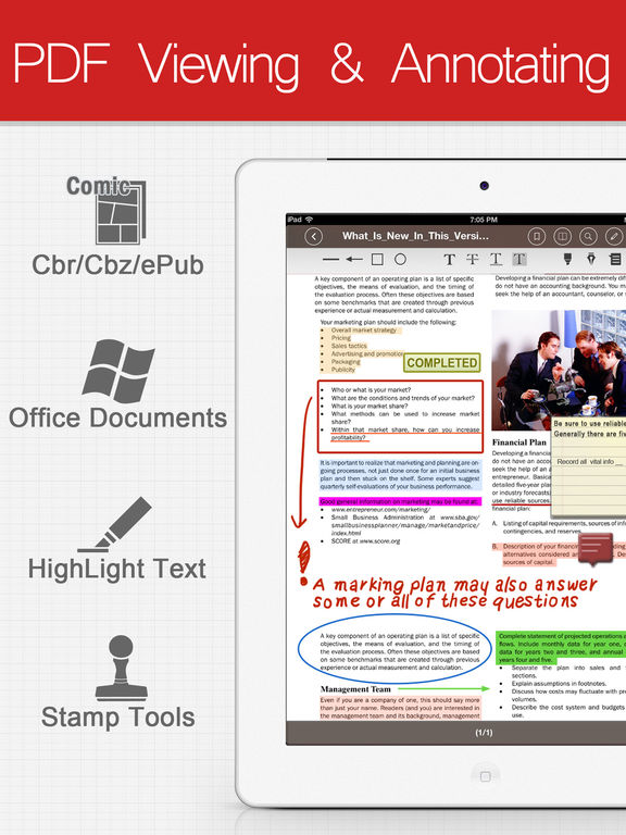 PDF Connect Suite - View, Annotate & Convert PDFs Screenshot