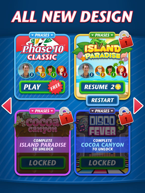 Free Phase 10 Online