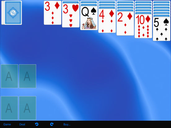 5 Free Solitaire Games Screenshot
