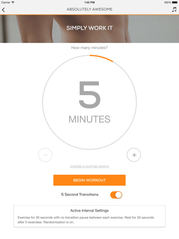The best abdominal workout apps for iPhone - appPicker