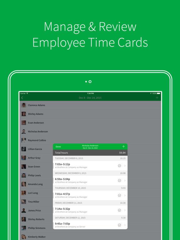 When I Work Employee Scheduling - appPicker