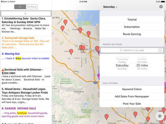 Yard Sale Treasure Map - appPicker