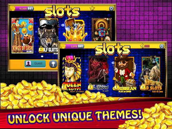 Free Las Vegas Casino Slot Machine Games - Spin for Win Big Bonus-ipad-2