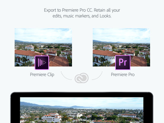 Adobe Premiere Clip - Create, edit & share videos Screenshot
