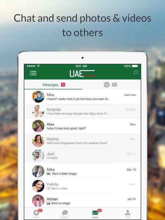 Uae dating apps