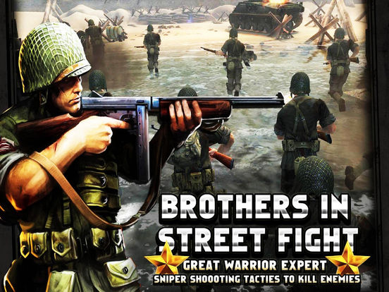 2016 Brothers In Street Fight Expert Game-ipad-0