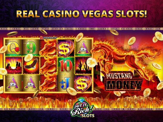 Hit it rich casino slots