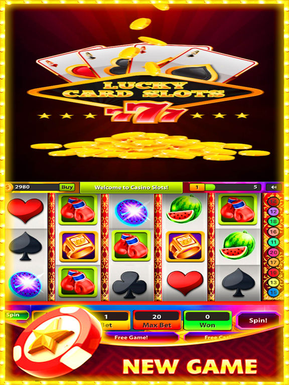 Awesome Free Slots Cards: Spin Slot Machine! Review and ...