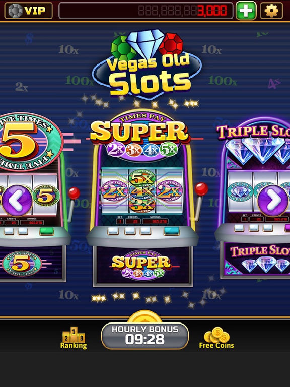 Vegas Slot Games Play Free