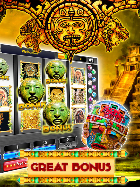 Aztec Slot Machines