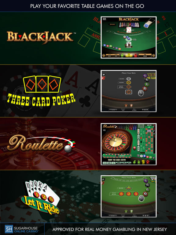 play sugarhouse online casino