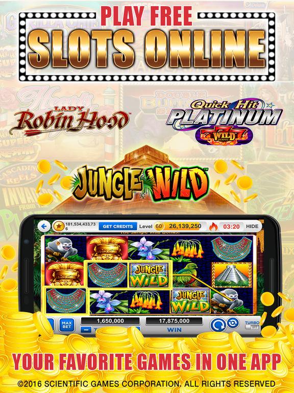 Free Slots Hollywood Casino