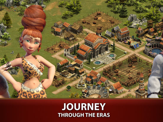 forge of empires on the app store. Black Bedroom Furniture Sets. Home Design Ideas