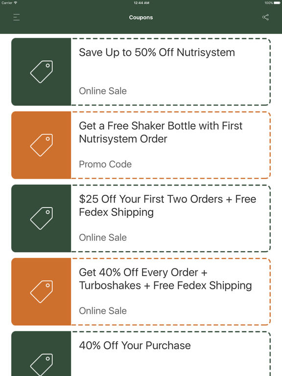 Nutrisystem Promo Code. With these Nutrisystem discount codes, the Basic plan costs $ $That's over $ in savings. The Core and Uniquely Yours plans are similarly discounted.