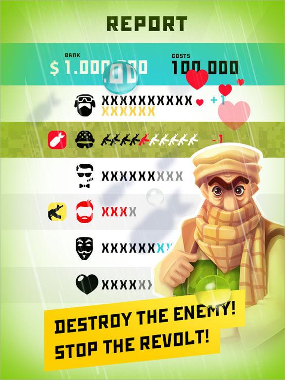 Dictator: Revolt Screenshots
