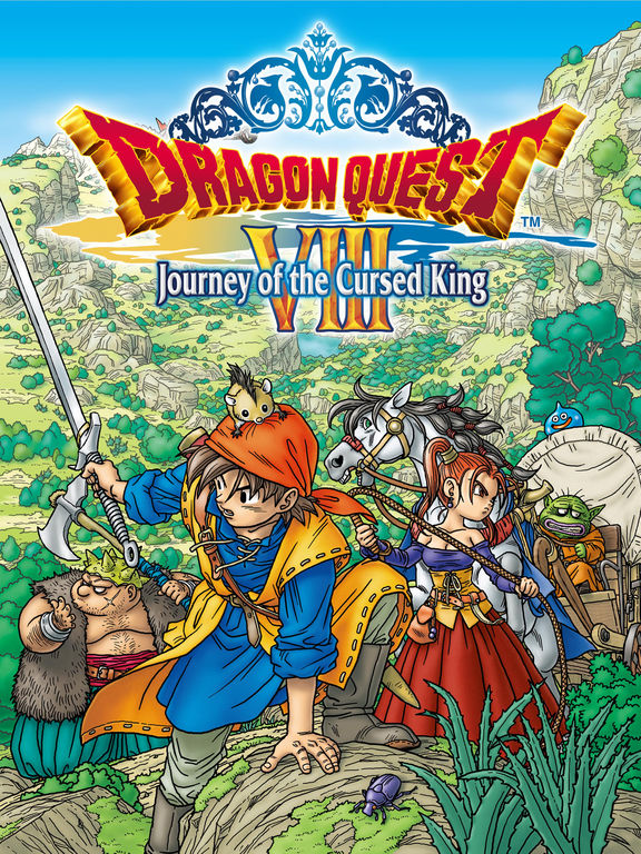 DRAGON QUEST VIII Screenshot