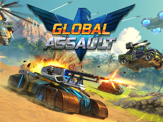 Global Assault Screenshot