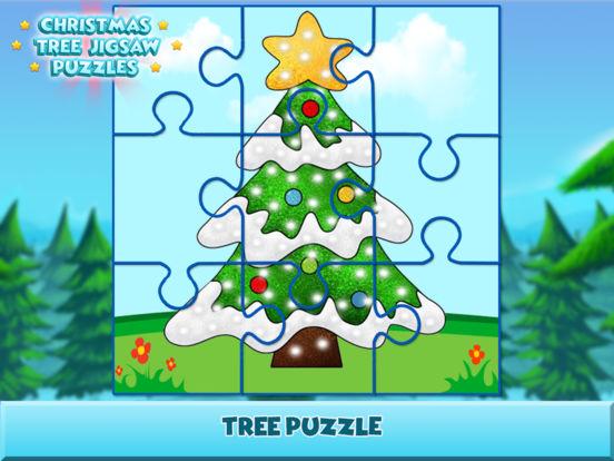 App Shopper: Christmas Tree Jigsaw Puzzle (Games