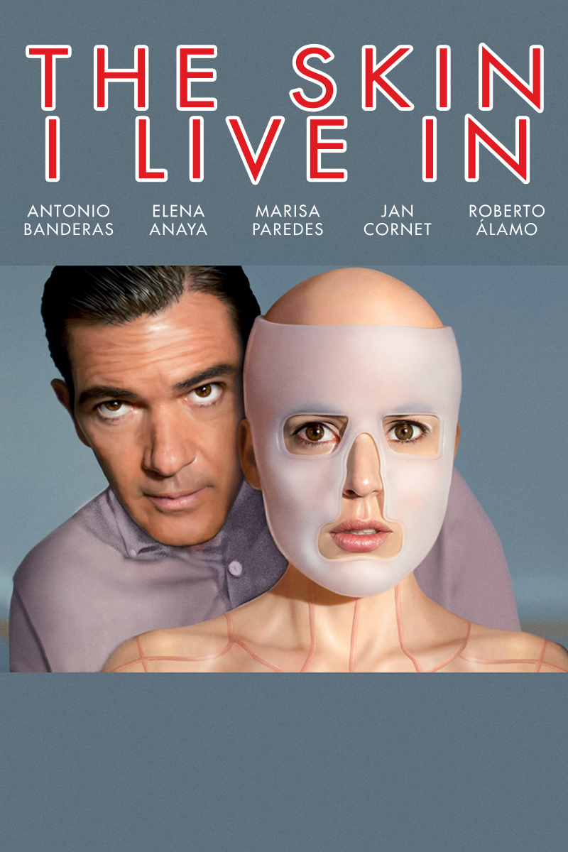 iTunes - Movies - The Skin I Live In