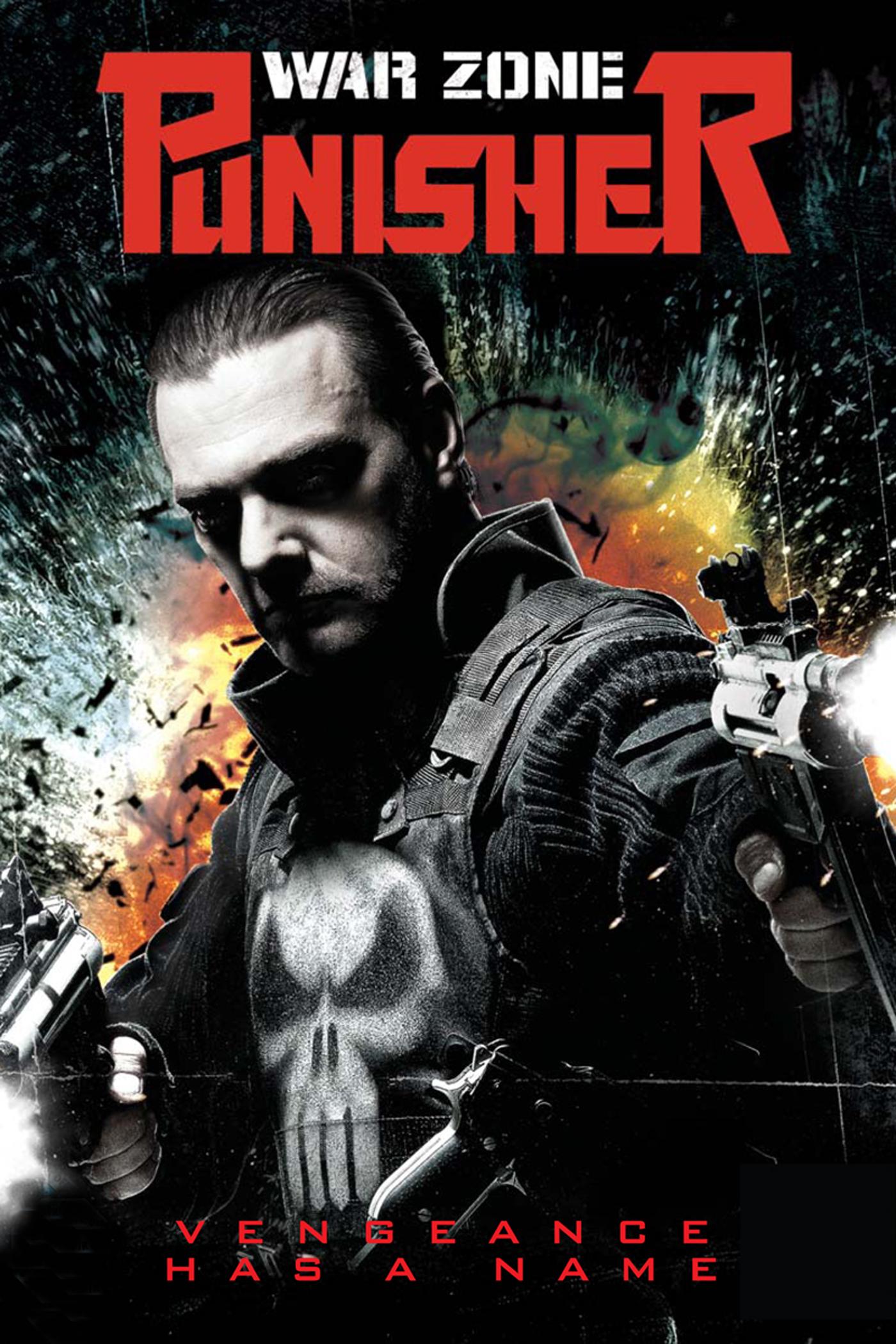 ITunes - Films - The Punisher: War Zone