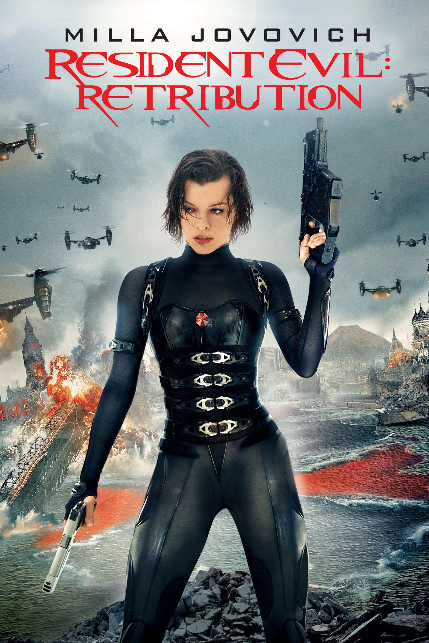resident evil 4 movie