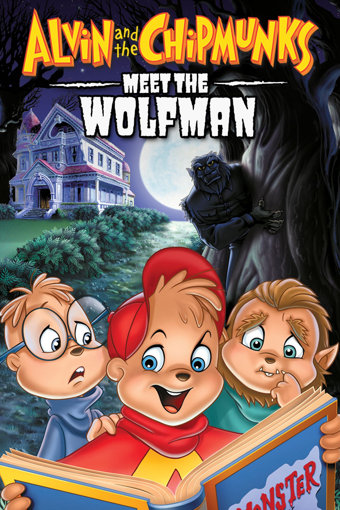 alvin and the chipmunks meet wolfman dvdrip download