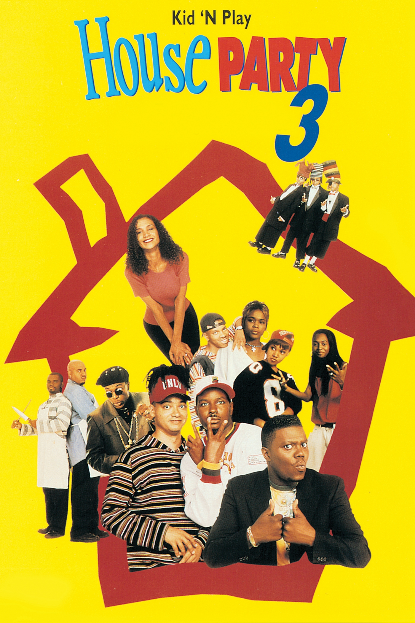 iTunes - Movies - House Party 3