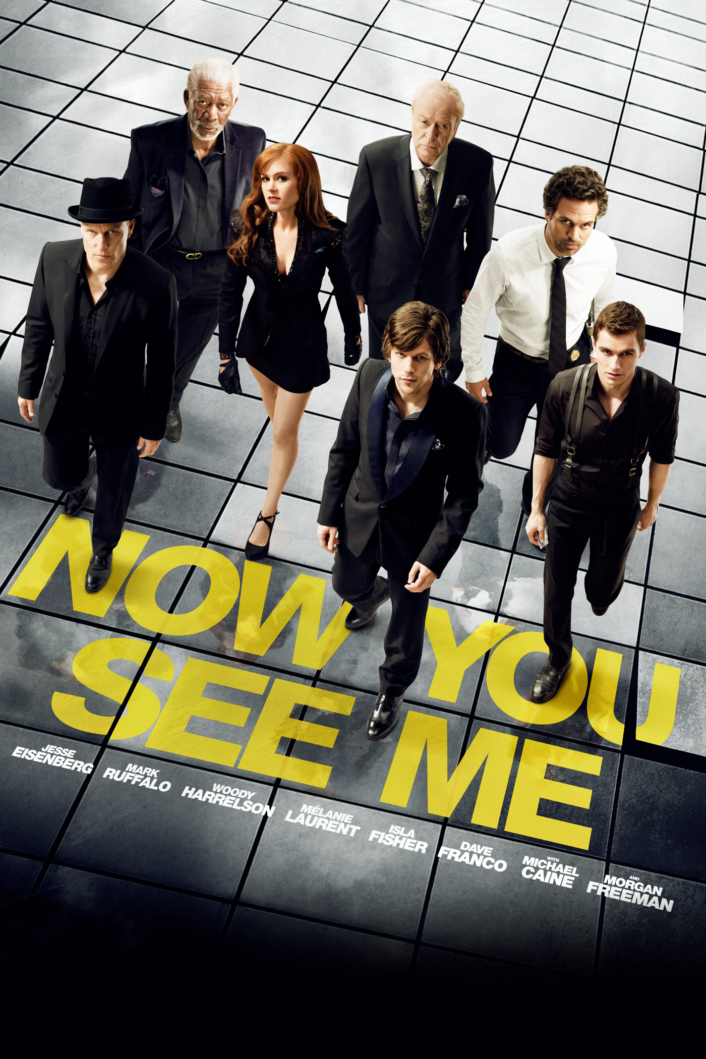 Now You See Me (Extended Cut
